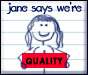 JanesGuide rates us as Quality!